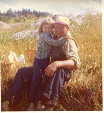Farfar och Gunnel 1968